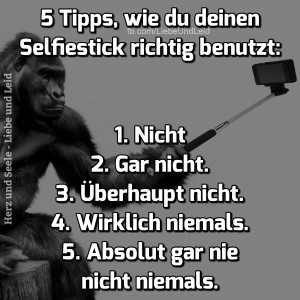 fuenf.tipps .wie .du .den .selfiestick